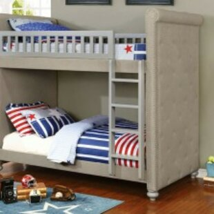 Coupon Derwent Twin over Twin Bunk Bed by Harriet Bee Reviews (2019) & Buyer's Guide