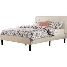 leonard upholstered platform bed - Platform Beds For Sale