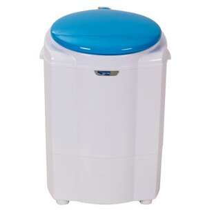 Super Compact 4 cu. ft. High Efficiency Portable Washer by The Laundry Alternative