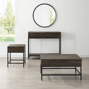 Whitted 3 Piece Coffee Table Set By 17 Stories