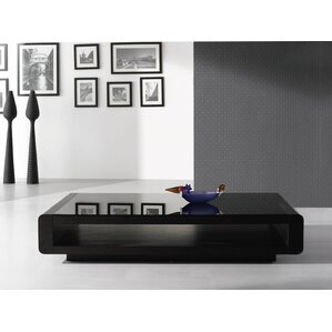 Delilah Modern Coffee Table by Wade Logan