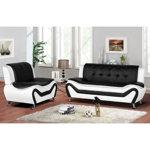 Looking for Sifford 2 Piece Living Room Set by Orren Ellis Reviews (2019) & Buyer's Guide
