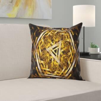 Latitude Run Santagata Indoor Outdoor Throw Pillow Wayfair