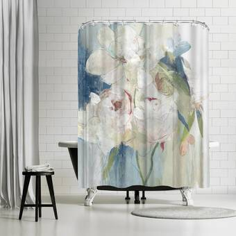 East Urban Home Pi Creative Art True And Fair Single Shower Curtain Reviews Wayfair