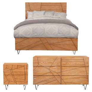 Benjamin Platform Configurable Bedroom Set by Langley Street #1