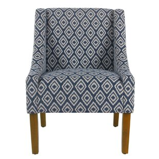 Letterly Side Chair by Bungalow Rose