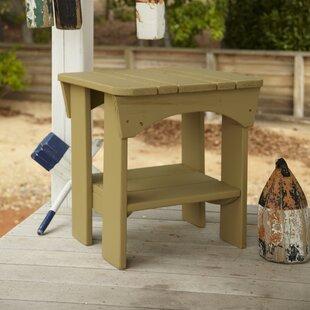 Original Wood Side Table by Uwharrie Chair