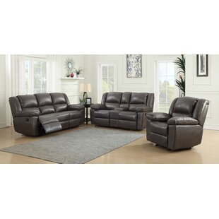 Priyansh 3 Reclining Piece Living Room Se..