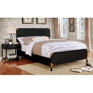 Heger Panel Bed