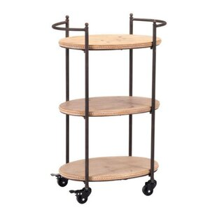 Fairburn Tri Level Bar Cart