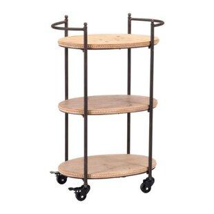 Fairburn Tri Level Bar Cart