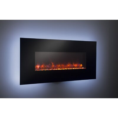Linear Wall Mounted Electric Fireplace The Outdoor GreatRoom Company