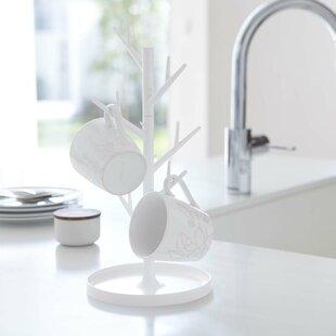Yamazaki Home Branch Glass and Mug Tree Dish Rack