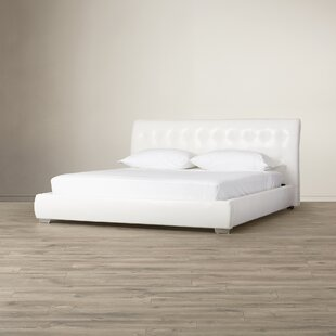 Elida Upholstered Platform Bed