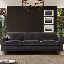Milo Leather Sofa by Moroni