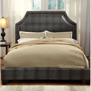 Best Reviews Magdalen Upholstered Panel Bed by 17 Stories Reviews (2019) & Buyer's Guide