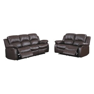 Iris Reclining Loveseat by Lat..