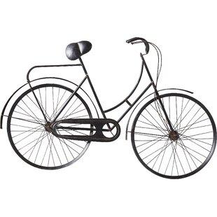 Bike Wall Mounted Coat Rack By KARE Design