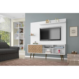 Jabari Freestanding Entertainment Center for TVs up to 55
