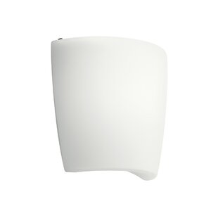 Read Reviews Fluorescent 1-Light Wall Sconce By Kichler