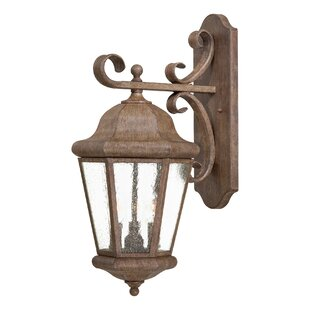 Taylor Court 3-Light Outdoor Wall Lantern by Great Outdoors by Minka Wonderful