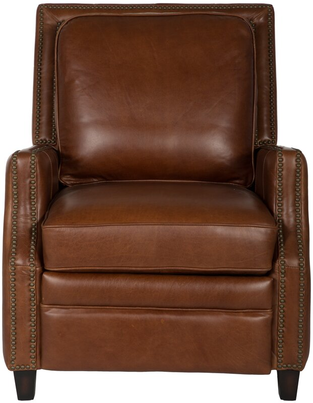 Bischof Leather Recliner & Leather Recliners Youu0027ll Love | Wayfair islam-shia.org