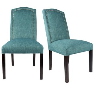 Upholstered Dining Chair (Set of 2) Sole Designs