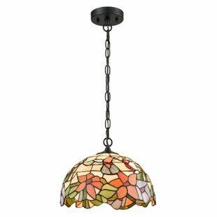 Fleur De Lis Living Marlow 1 Light Dome Pendant