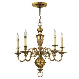 Cambridge 5-Light Candle-Style Chandelier