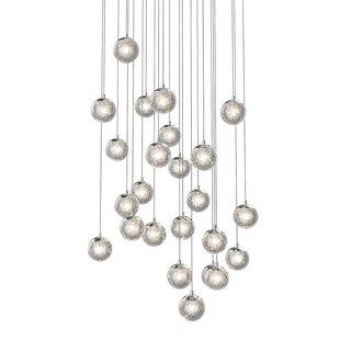 Mata Cluster Pendant by Orren Ellis