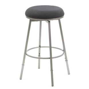 Swivel Bar Stool Latitude Run