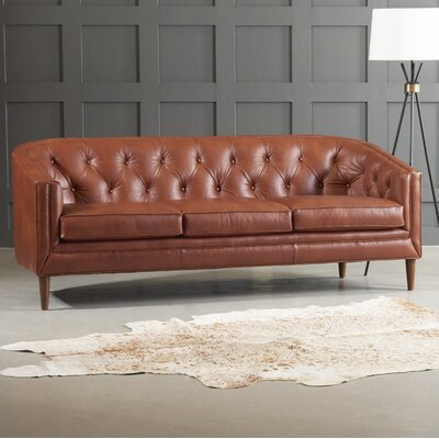 bedford leather sofa