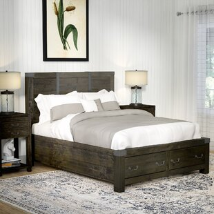 Calila Storage Platform Bed