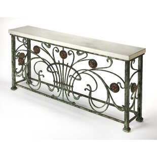 Fleur De Lis Living Brodersen Console Table
