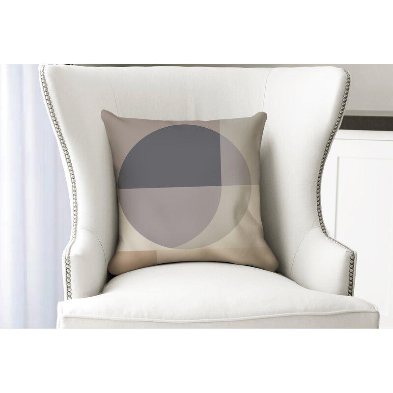 Kavka Frontier Cotton Geometric Throw Pillow Wayfair