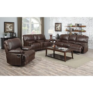 Ullrich 3 Piece Living Room Se..