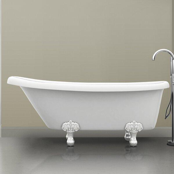 3 foot bathtub   wayfair
