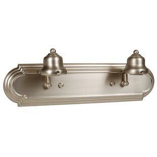 Savings Benfield 2-Light Vanity Light By Charlton Home