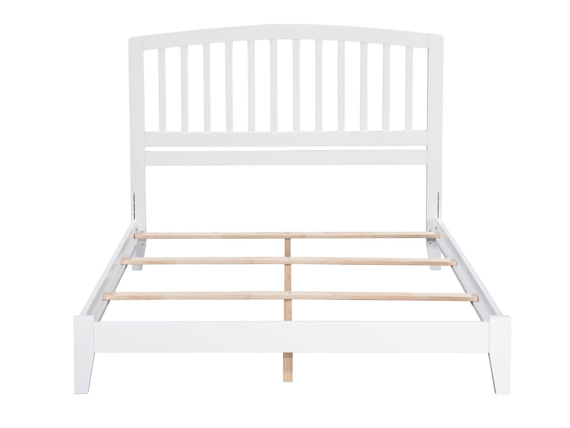 Picture of: Queen Size White Wood Beds You Ll Love In 2020 Wayfair