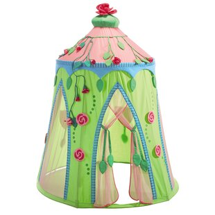 Deals Rose Fairy Pop-Up Play Tent with Carrying Bag By Haba