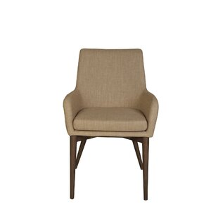 Chaim Upholstered Dining Chair (Set of 2) George Oliver