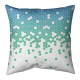 Mcguigan Tumbling Cube Indoor/Outdoor Throw Pillow