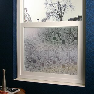 Short Circuit Privacy Window Film by Stick Pretty