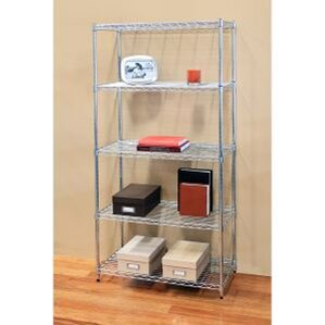Kitchen Shelving Youll Love Wayfair - Wire shelving for kitchen