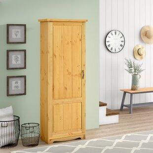 Ferrell 1 Door Wardrobe By Brambly Cottage