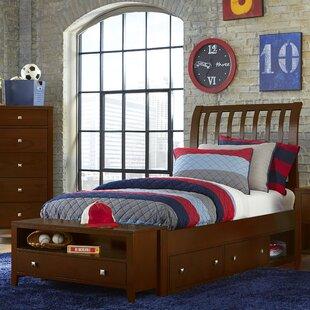 SusanRake Sleigh Bed