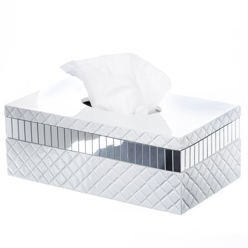 Lorrie Rectangular Tissue Box Cover