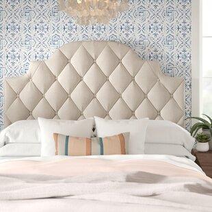 Find for Thom Upholstered Panel Headboard by Mistana
