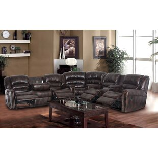 Murawski Reclining Sectional b..