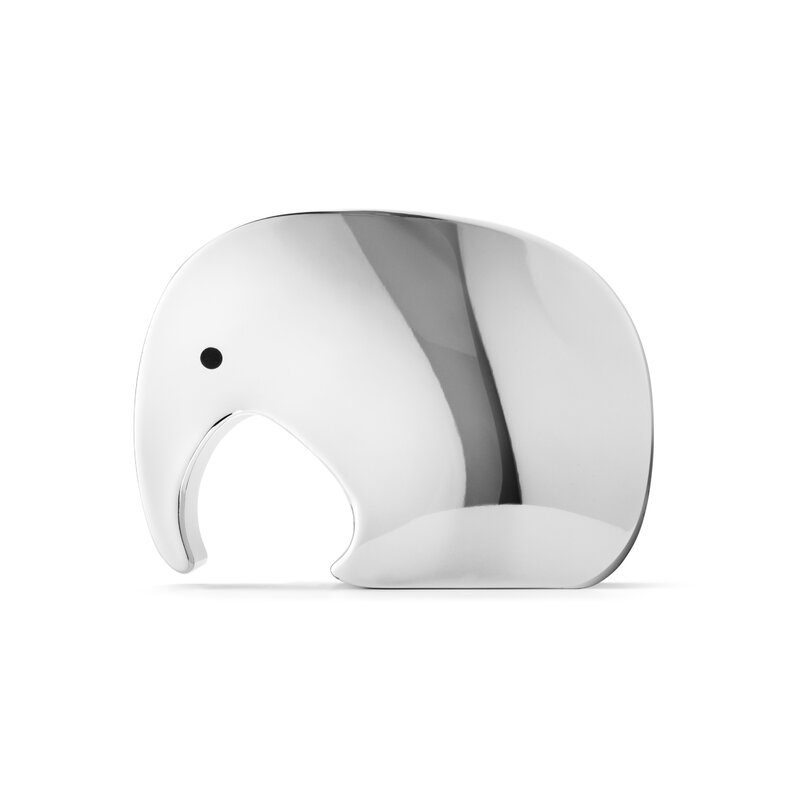 Georg Jensen Georg Moneyphant Piggy Bank Wayfair